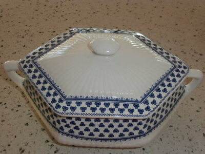 Adams Real English Ironstone Brentwood Vegetable Server - made in England