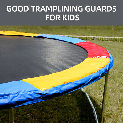 OutdoorTrampoline Net/Trampoline Pad /Ladder Round Spare Safety  8FT 10FT 12FT