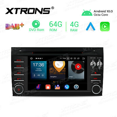 Android 8.1 Car GPS Radio In Dash HD Stereo Player Double DIN Head Unit OBD WiFi