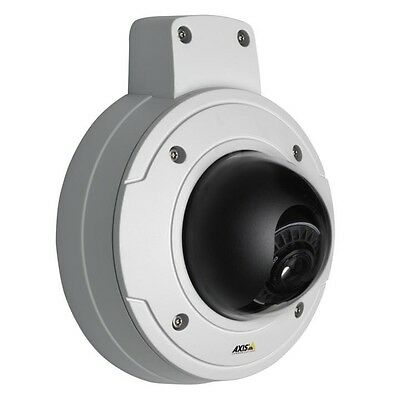 NEW AXIS P3343-VE 12mm 0299-031 OUTDOOR FIXED DOME NETWORK CAMARA