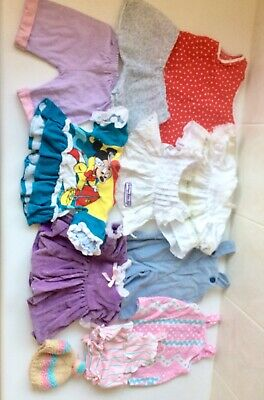 Vintage Bulk Cabbage Patch - My Child - Baby Doll Clothes Outfits