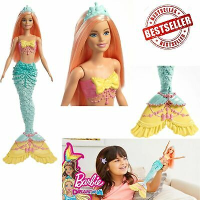 Mermaid Barbie Doll Dreamtopia Shimmers w/ a Candy-Inspired Look Girls Gift Fun