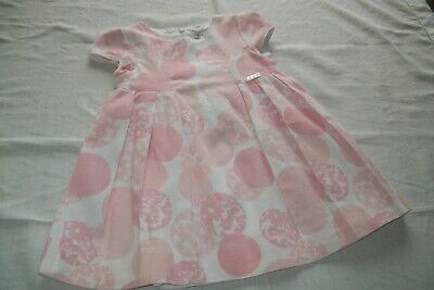 Baby girls clothes Spanish Mayoral dress 12-18m -combined postage available