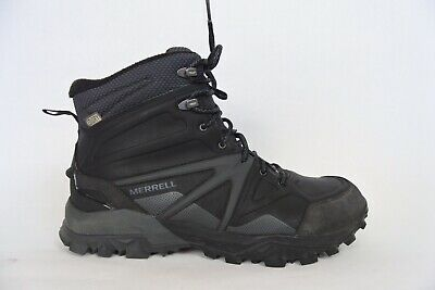 91ced3420ad MERRELL CAPRA GLACIAL Ice Mid WP Winter Hiking Boots - Men's 11