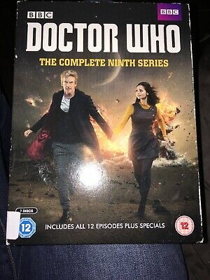 Doctor Who The Complete Ninth Series DVD New - sealed