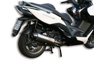 Malossi Racing Exhaust System for Kymco Xciting 250