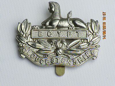 The Gloucestershire Regiment ,Weißmetall,