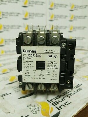 Furnas Definite Purpose Contractor 42CF35AG *FREE SHIPPING*