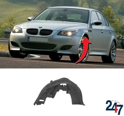 New Bmw 5 Series E60 E61 2003-2008 M SPORT FRONT WHEEL ARCH COVER GUARD LEFT N/S
