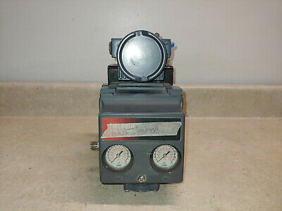 Used Fisher Type 5030, 4 to 20 mADC Positioner