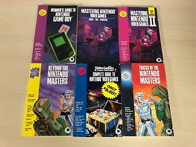 VINTAGE NINTENDO BOOK Lot Super Nes Games Secrets Volume 2 4