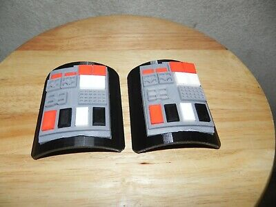 Star Wars X-Wing/TIE Fighter/AT-ST/Imperial Crew Comm Pad curved style