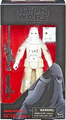 Star Wars Hasbro Black Series 6 Inch Classic SNOWTROOPER Figure NEW STOCK