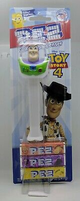 PEZ TOY STORY 4  Dispenser BUZ LIGHTYEAR  [CARDED]