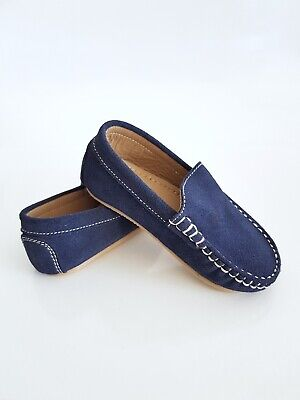 Kids/ Toddlers/ Boys Loafer Shoes - Navy Blue Colour