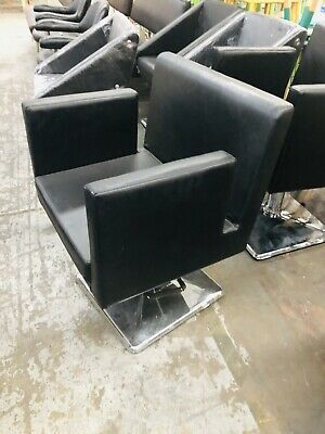 Salon Cutting Hairdressing Chair, Gas Lift, Barber Style