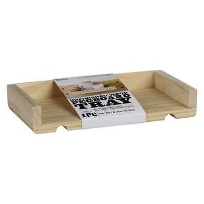 NEW Wood Pegboard Wood Small Tray By Spotlight