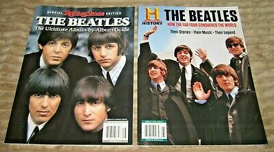 2 The Beatles Collector Magazines 2019 Brand New Free Shipping