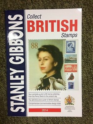 2014 Collect British Stamps by Stanley Gibbons