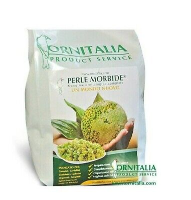 Perle Morbide 2.4kg for Birds Cage Aviary Alternative to Germinated or Soak Seed