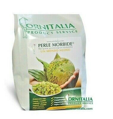 Perle Morbide 3.2kg for Birds Cage Aviary Alternative to Germinated or Soak Seed