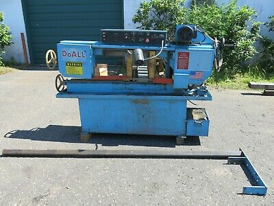 Doall C916a  Automatic Horizontal Bandsaw