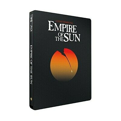 "Empire Du Soleil ""Edition Collector Steelbook"" - Bluray - Neuf Sous Blister"