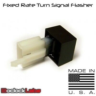 Yamaha WR250R (2008-2017) 12oClockLabs Fixed Rate Turn Signal Flasher Relay