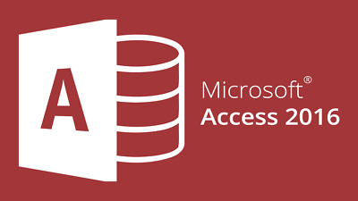 [Sale] MS Access 2016 - Full Version - Standalone Only Access Software