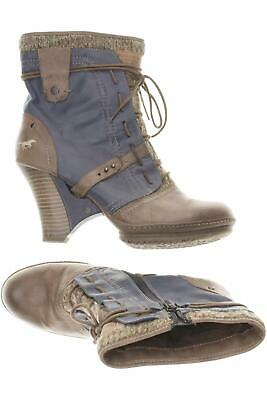 free shipping dc47c 49f09 Mustang Damen Stiefel Winterstiefel Boots Winter 1284606-820 ...