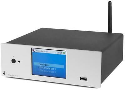 Pro-Ject Audio - Stream Box DS Net - Music Streaming Client - Silver