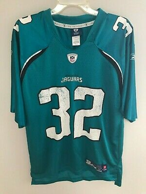 0df439d3 REEBOK AUTHENTIC NFL Jersey Jacksonville Jaguars Maurice Jones-Drew ...