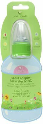 G151 Green Sprouts Spill Proof Spout Sippy Cup Water Bottle Cap Adapter