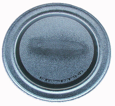 "Kenmore Microwave Glass Turntable Plate / Tray 14 1/8 "" 3390W1G009"
