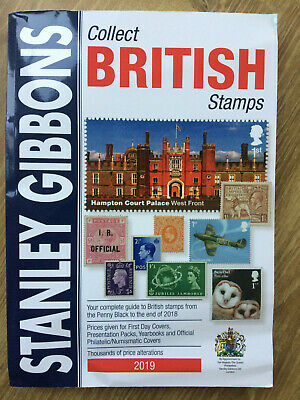 Stanley Gibbons Collect British Stamps NEW 2019 Edition SECONDS