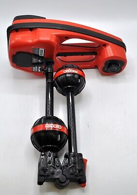 RIDGID NaviTrack II Line Tracer & Underground Pipe Locator Cable Electrical Gas