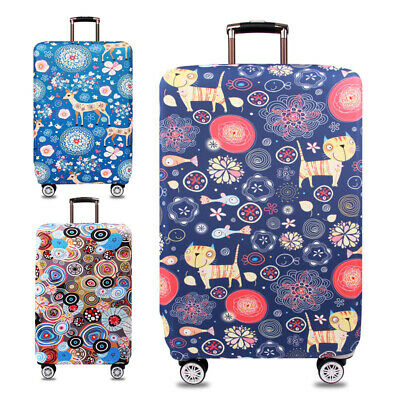 18-32'' Travel Luggage Suitcase Cover Trolley Case Protector Scratch Dust Proof
