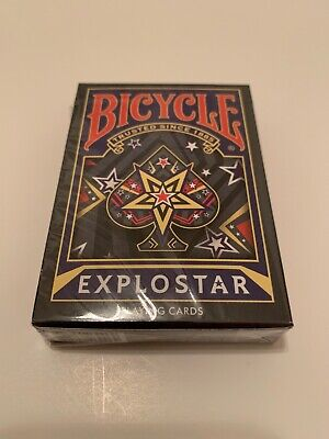 1 deck Bicycle Cardistry Explostar Playing Cards-S103049474-甲B2