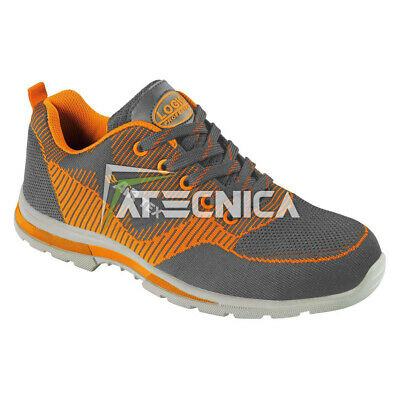 Safety Shoes Light Logic Air Tex 3 S1P Insole in Memory