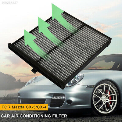 8E9C FC38175C CARBON MP11-1K-D45 CABIN AIR FILTER: 2013-2017 FOR MAZDA CX-5 box