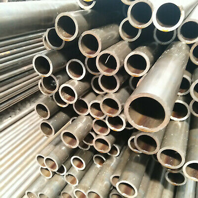 300mm long 10mm OD seamless hollow steel tube precision uniform expansion pipe