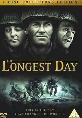 The Longest Day [Special Edition] [DVD] [1962], Good DVD, John Wayne, Robert Rya