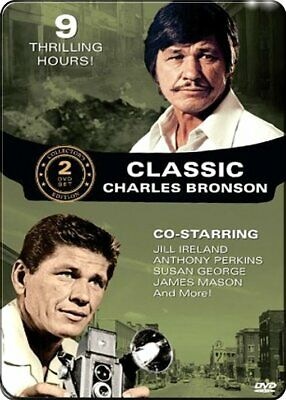 Classic Charles Bronson: Cold Sweat, Someone Behind the Door, Lola, NEW DVD