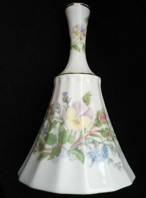 Tischglocke Aynsley Wild Tudor Fine bone China Made in England