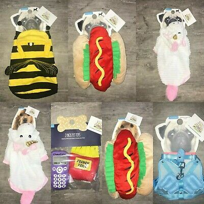 Dog Fancy Dress Toys Primark Home Gift Pet Costume Small Large Novelty Puppy