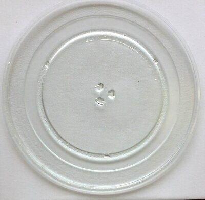 Sharp Microwave Glass Turntable Plate / Tray for R551Z & SMC1840