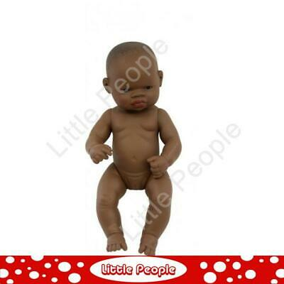 Miniland Anatomically Correct Educational Baby Doll African Girl 32 cm