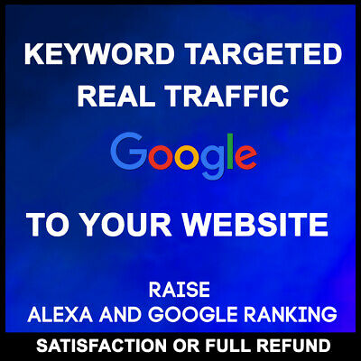 500 daily google traffic ,website  traffic From American countries for 3 MONTHS
