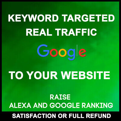900 daily google traffic website  traffic From American countries for 12 MONTHS