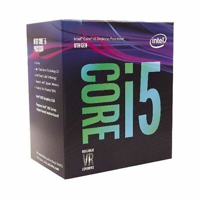 Intel Core I5 8500 3Ghz S1151 Coffee Lake 8Th Generation Boxed